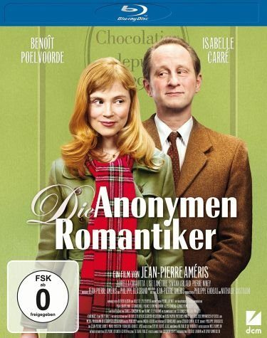 Blu-ray »Die Anonymen Romantiker«