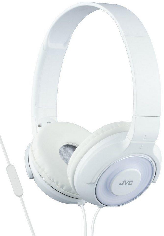 JVC On Ear Kopfhörer »HA-SR225« in weiss
