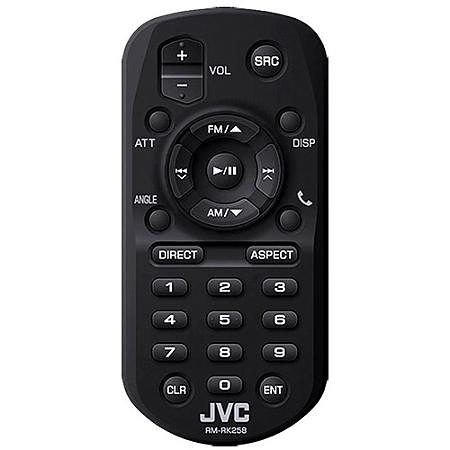 JVC Fernbedienung Multimediareceiver »RM-RK258«