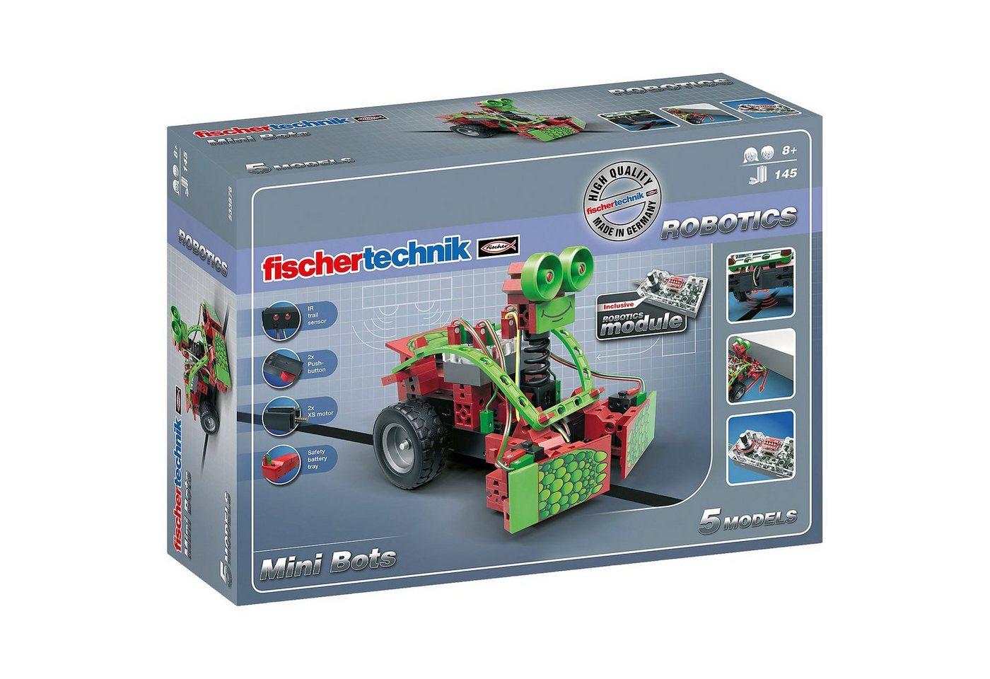 fischertechnik ROBOTICS - Mini Bots
