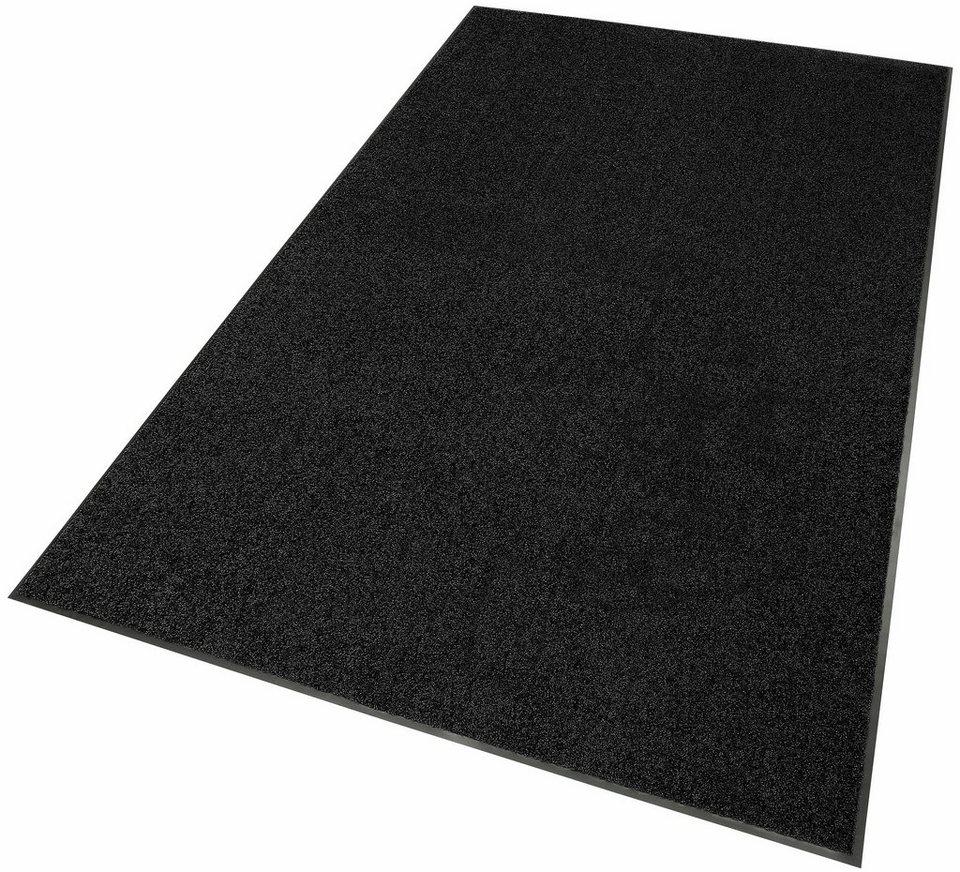 teppich hanse home erding uni in und outdoor geeignet rutschhemmend beschichtet online. Black Bedroom Furniture Sets. Home Design Ideas