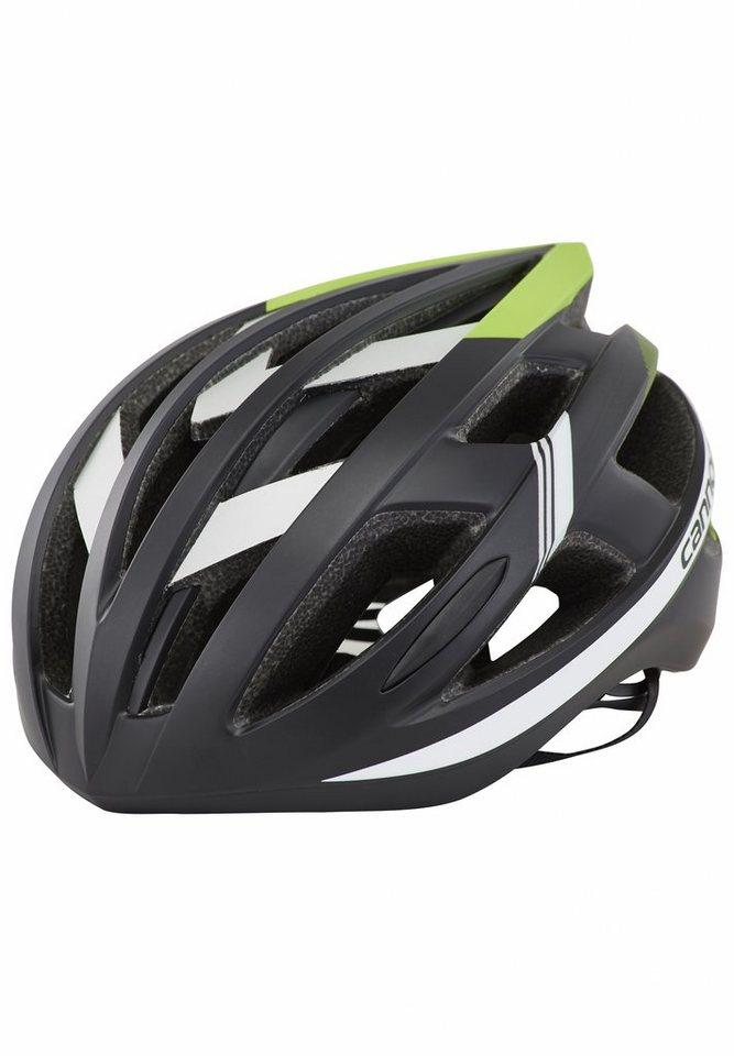 Cannondale Fahrradhelm »Caad Helm black/green« in schwarz