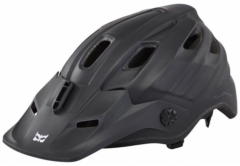 Kali Fahrradhelm »Maya Helm black« in schwarz