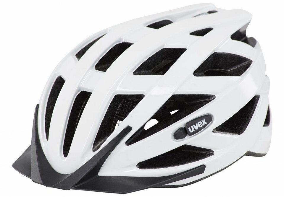 UVEX Fahrradhelm »i-vo Helm« in weiß