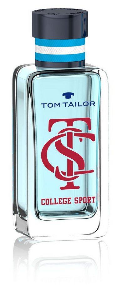 Tom Tailor, »College Sport Man«, Eau de Toilette