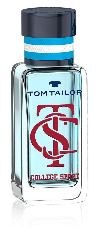 Tom Tailor, »College Sport Man«, Eau de Toilette