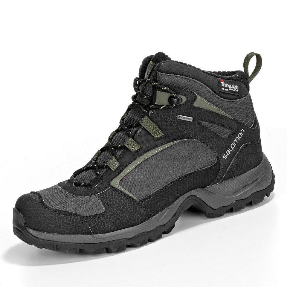 Salomon GORE-TEX® Winterboots in schwarz
