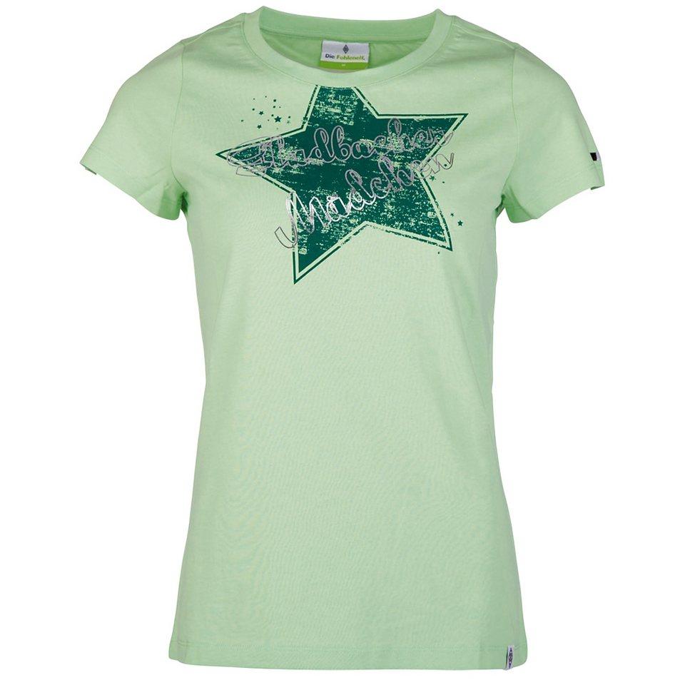 KAPPA T-Shirt »Borussia Mönchengladbach T-Shirt Ladies« in l`grass green
