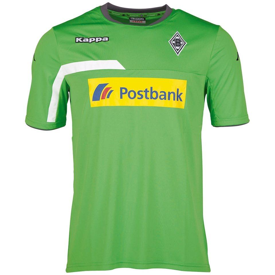 KAPPA Trainingsshirt »Borussia Mönchengladbach Trainingsshirt 15-16« in classic green