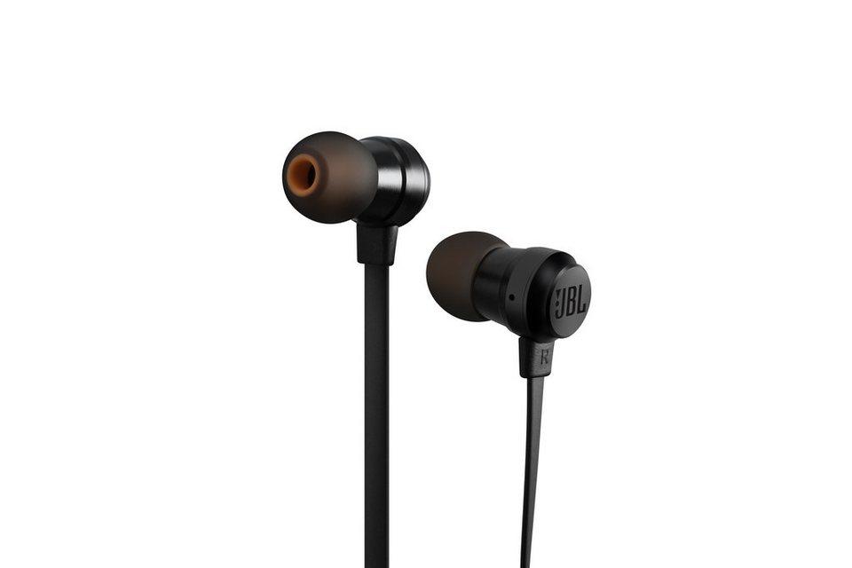 JBL In Ear Kopfhörer Universal-FB »T280A« in schwarz