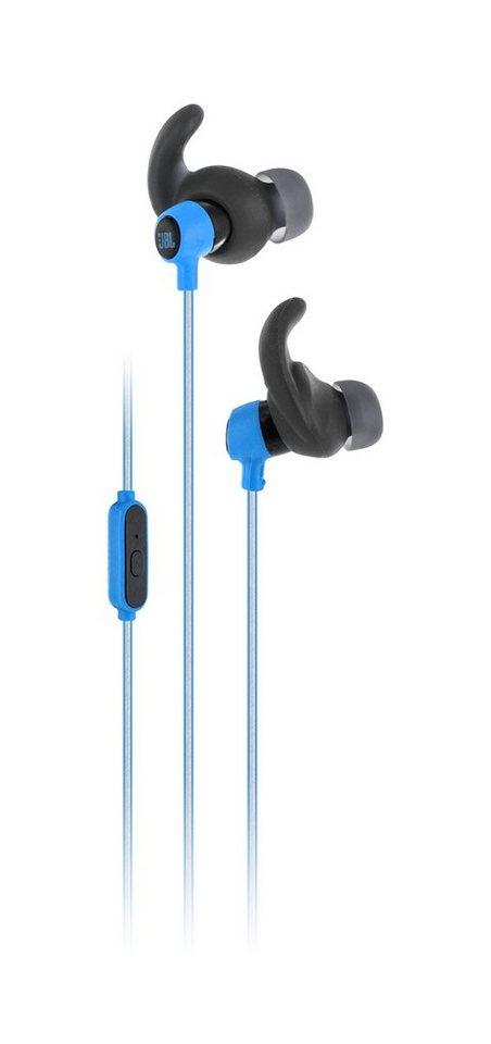 JBL Mini In Ear Sportkopfhörer »Reflect Mini« in blau