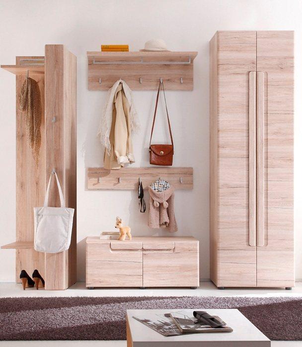 garderoben set malea 5 tlg online kaufen otto. Black Bedroom Furniture Sets. Home Design Ideas