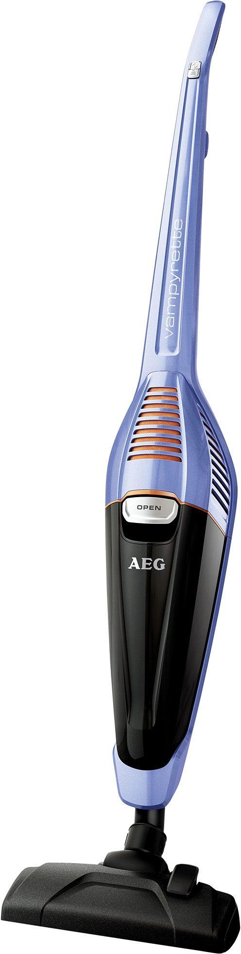 AEG Handstaubsauger mit Kabel VAMPYRETTE® AVBG300, C, Steel Blue Metallic