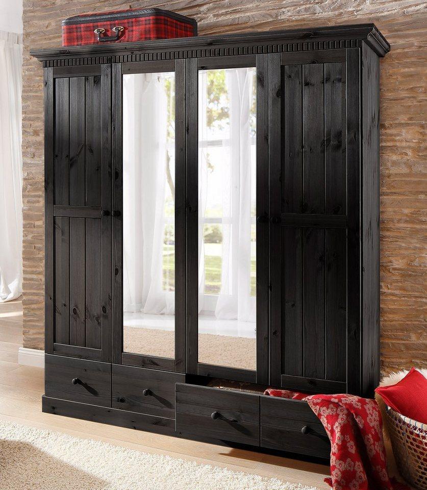 home affaire kleiderschrank sellin online kaufen otto. Black Bedroom Furniture Sets. Home Design Ideas