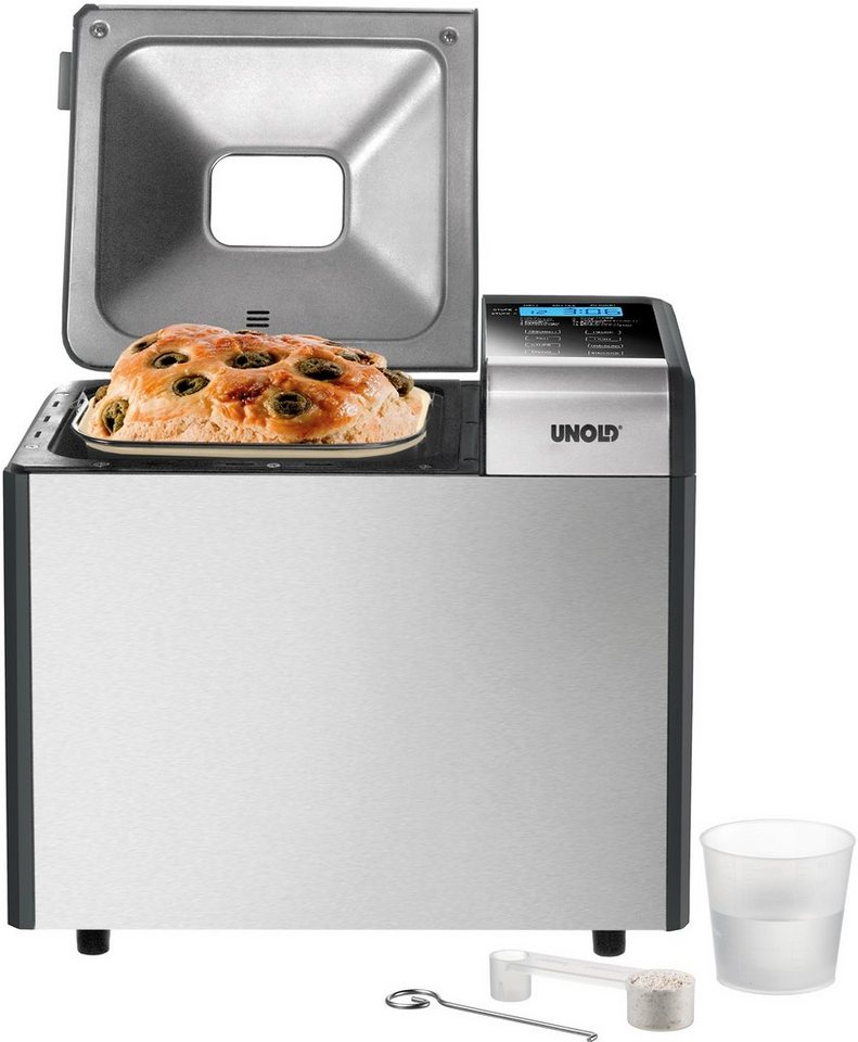 Unold Brotbackautomat Backmeister® Top Edition 68415 online kaufen ...