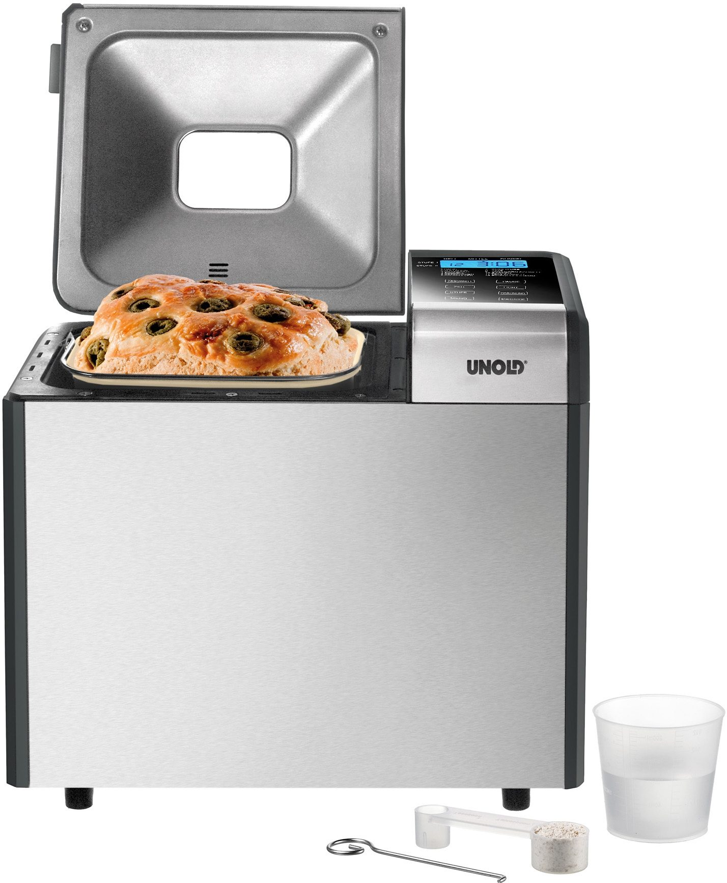 Unold Brotbackautomat Backmeister® Top Edition 68415