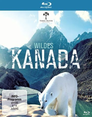 Blu-ray »Wildes Kanada«