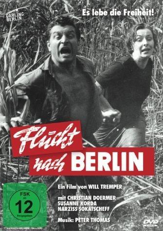 DVD »Flucht nach Berlin«