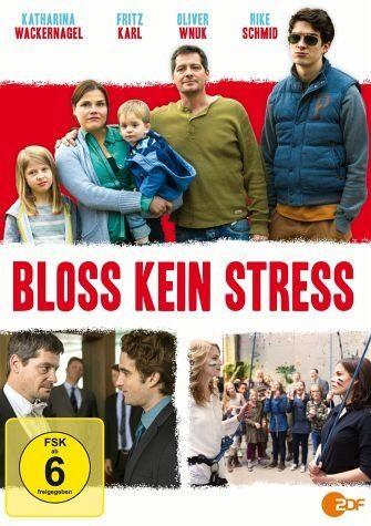 DVD »Bloß kein Stress«