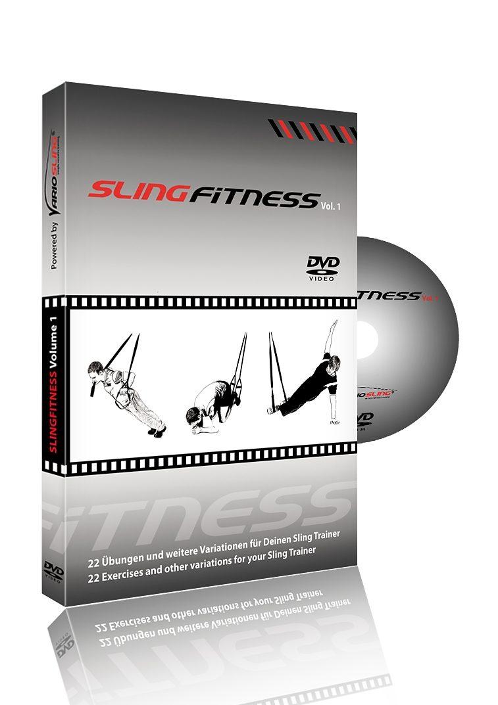 Variosling DVD, »Slingfitness Vol. 1«