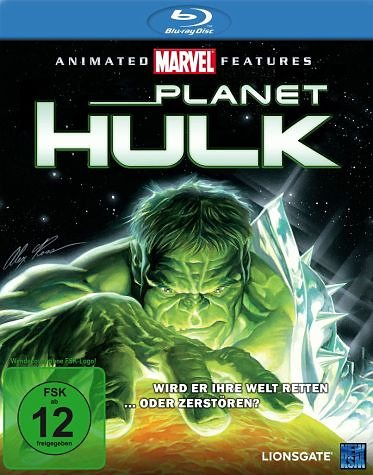Blu-ray »Planet Hulk«