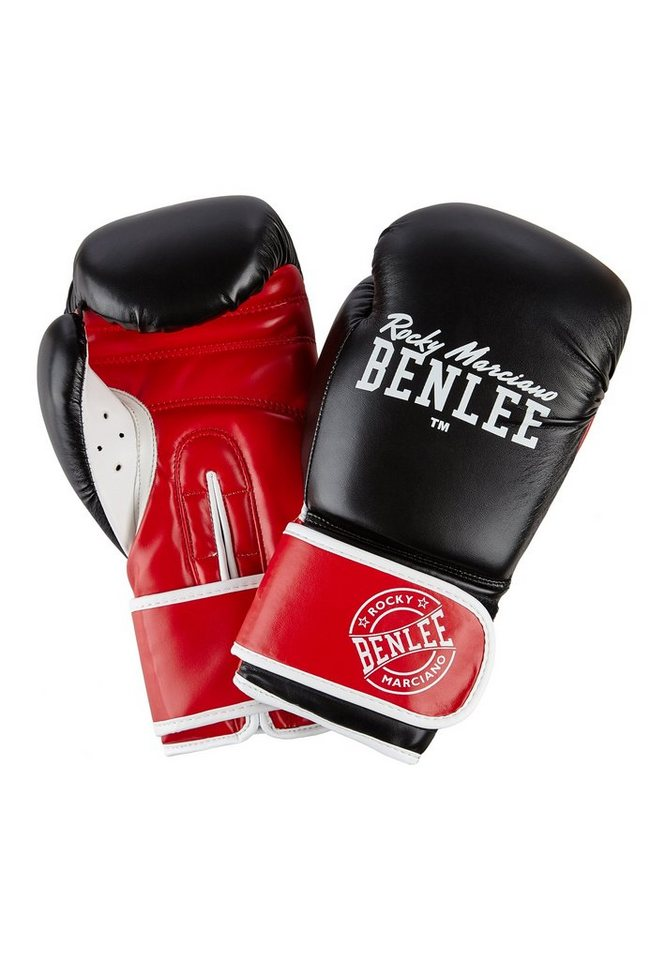 Benlee Rocky Marciano Boxhandschuhe »CARLOS« in Black/Red/White