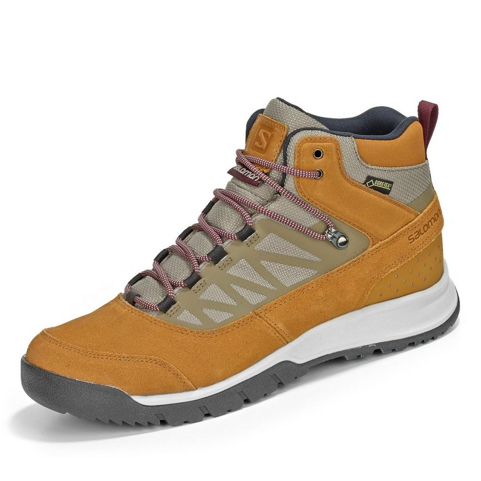 Salomon GORE-TEX® Winterboots in honig