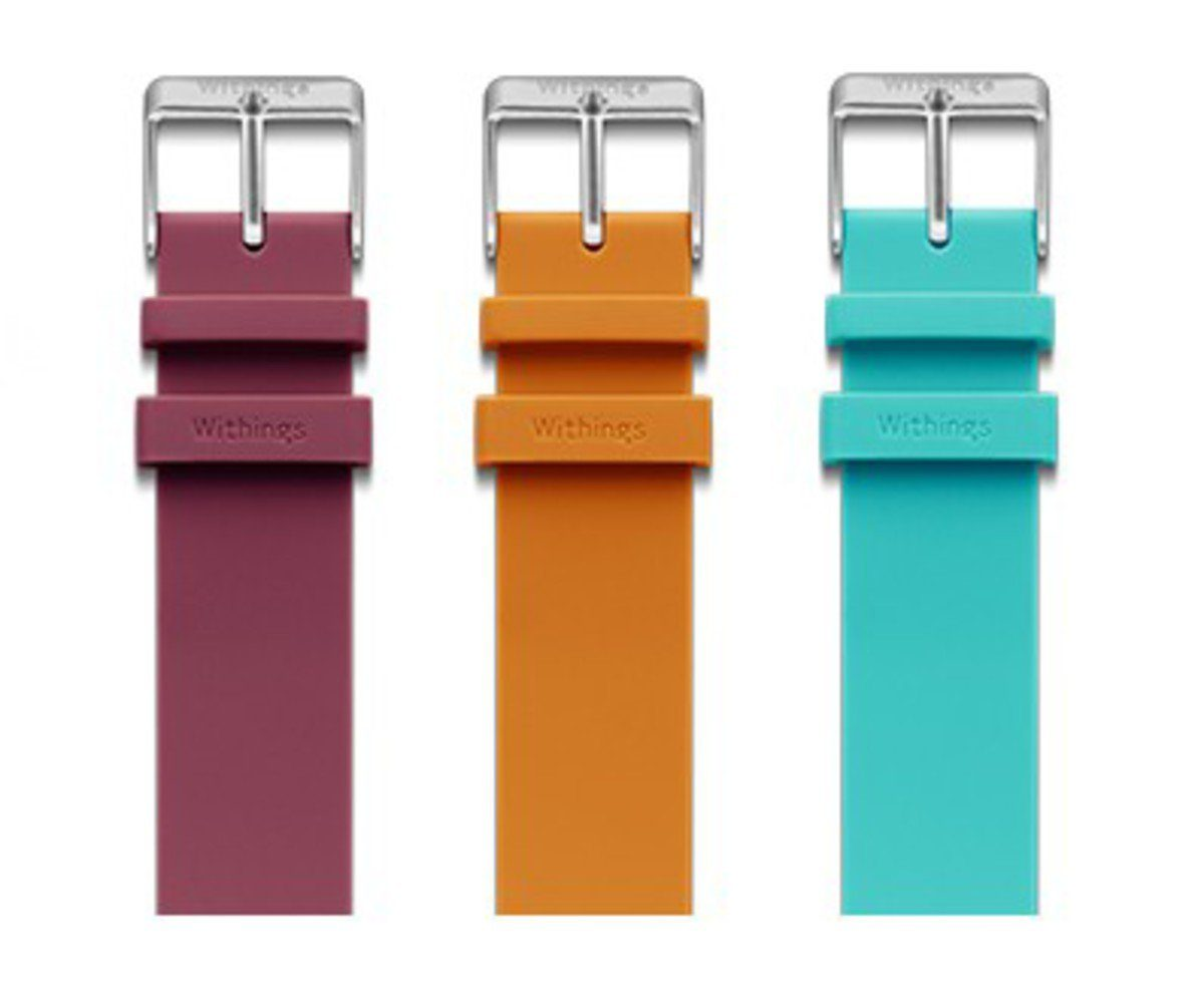 Withings Zubehör »Activité POP Armbänder - 3 Farben«