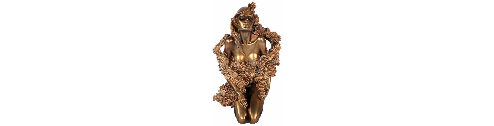 Home affaire Dekofigur »Frauen Skulptur«, kniend