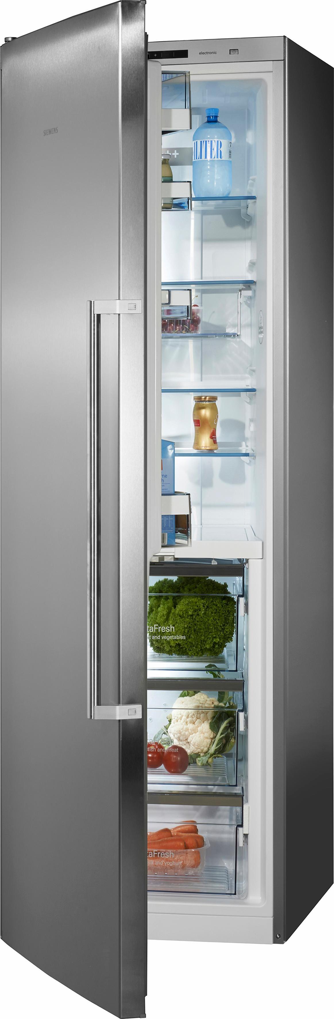 Siemens Kühlschrank iQ700 KS36FPI40, A+++, 186 cm hoch