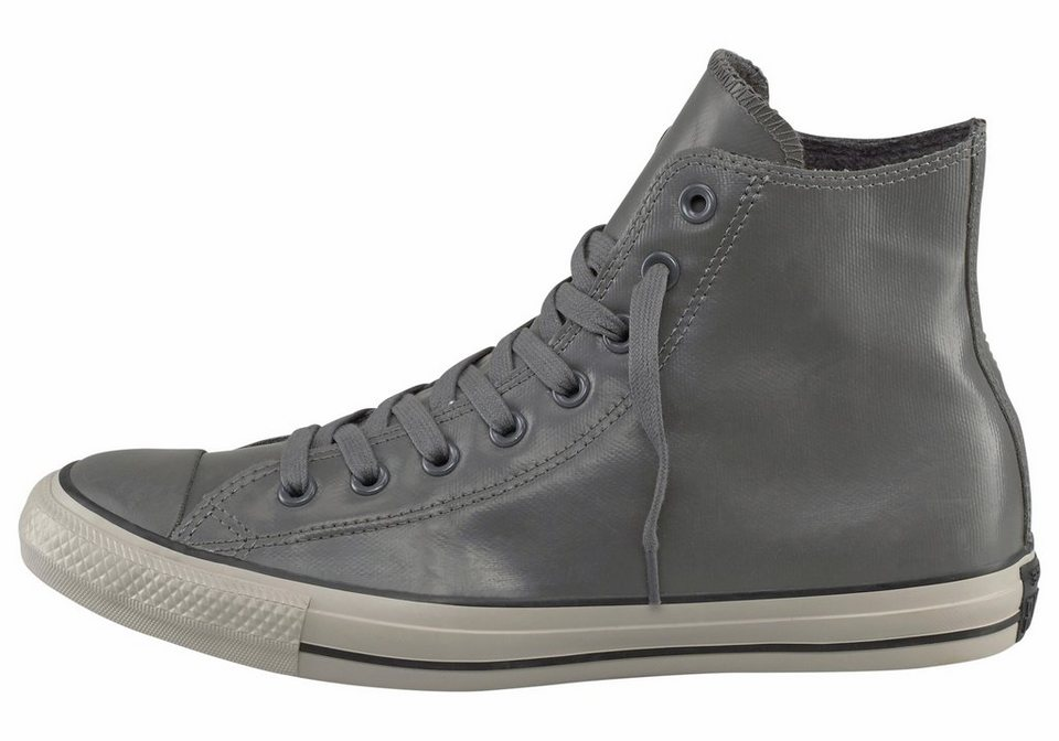Converse CTAS Rubber Chuck Sneaker in Grau