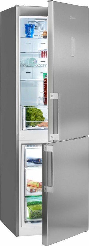 bauknecht kg 335 a in k hl gefrier kombination 189 cm h he 243 kwh jahr 228 l k hlteil. Black Bedroom Furniture Sets. Home Design Ideas