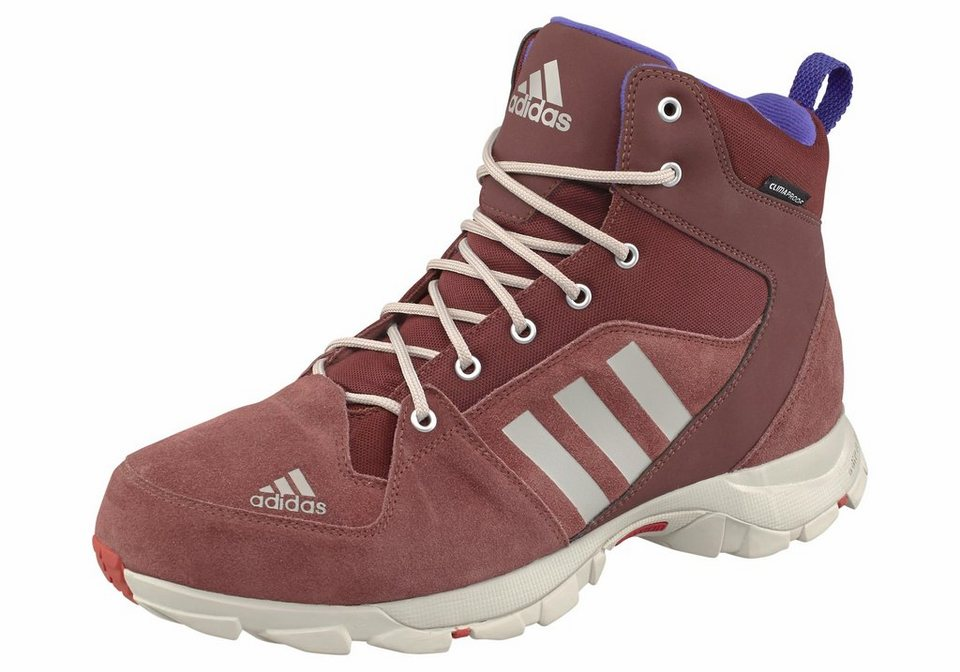 adidas Performance Winterscape CP Winterstiefel in Bordeaux-rot