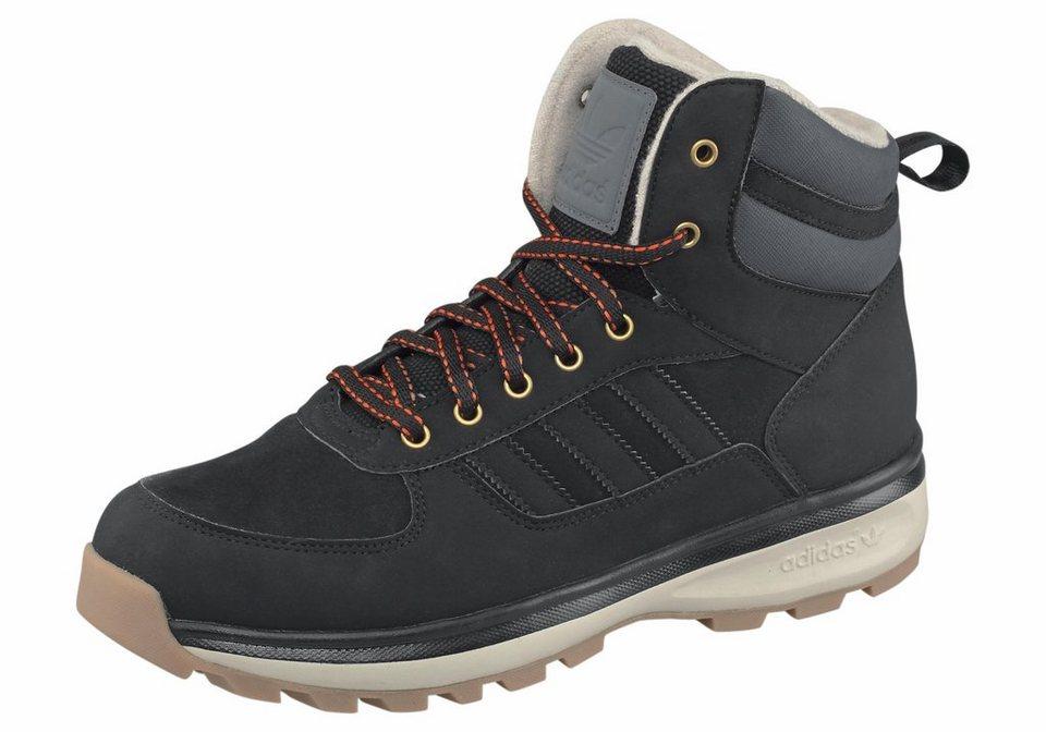 adidas Originals Chasker Boot Winterstiefel in Schwarz
