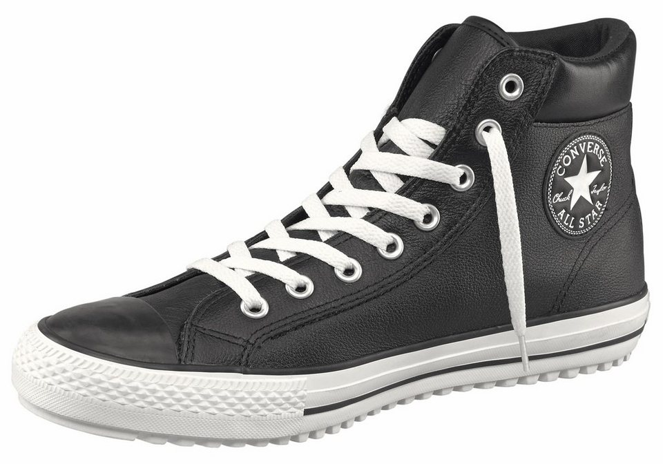 Converse CTAS Boot 2.0 Thinsulate Sneaker in Schwarz
