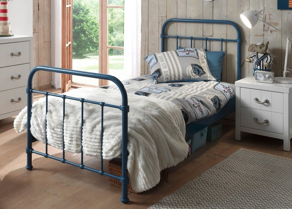 vipack metallbett online kaufen otto. Black Bedroom Furniture Sets. Home Design Ideas