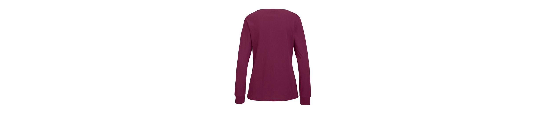 Freies Verschiffen Manchester H.I.S Schlafanzug mit karierter Flanellhose & Langarmshirt Billig Verkauf Original 2018 Online Billig Verkaufen Mode Rabatt-Ansicht wWBej8K