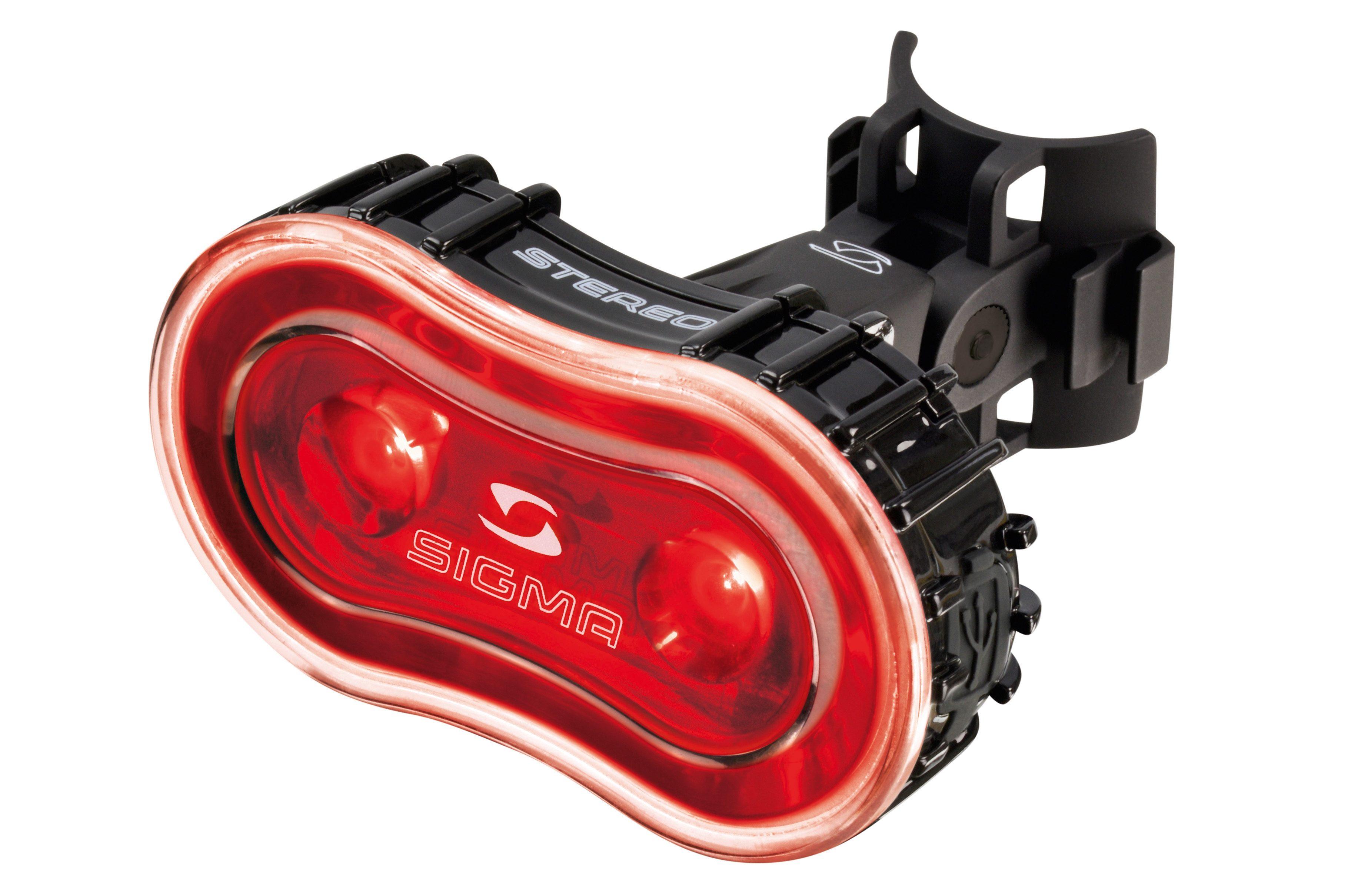 Sigma Sport LED Fahrradbeleuchtung, »Stereo Rückleuchte«