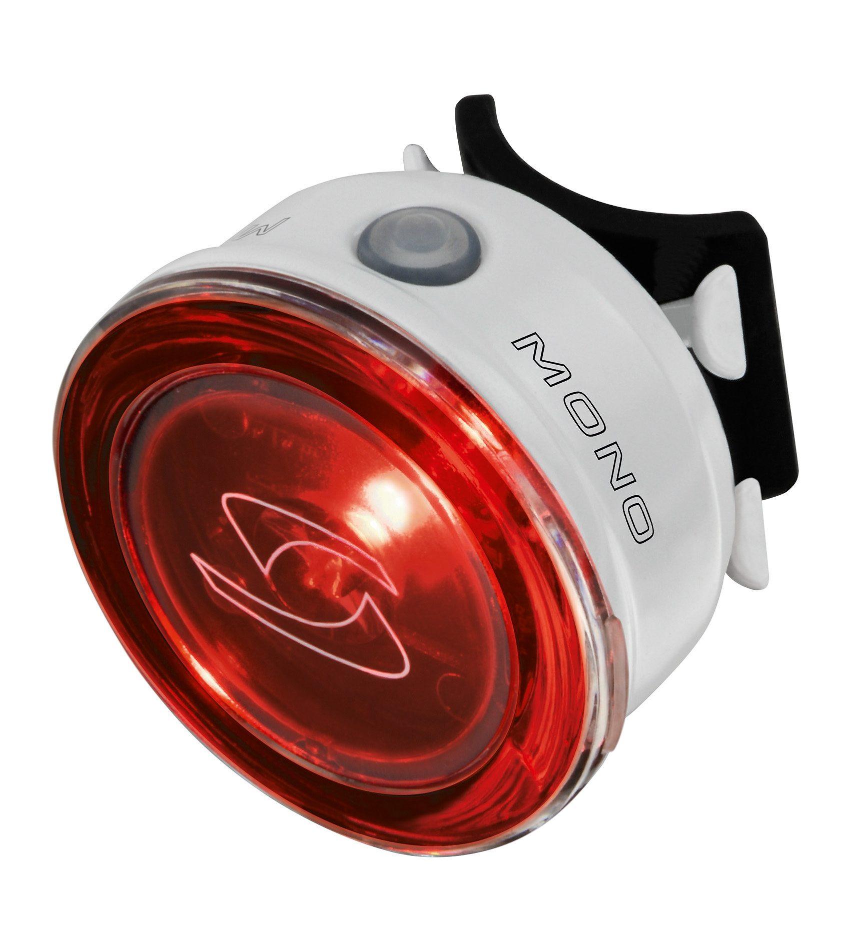 Sigma Sport LED Fahrradbeleuchtung, »Mono Rückleuchte white«