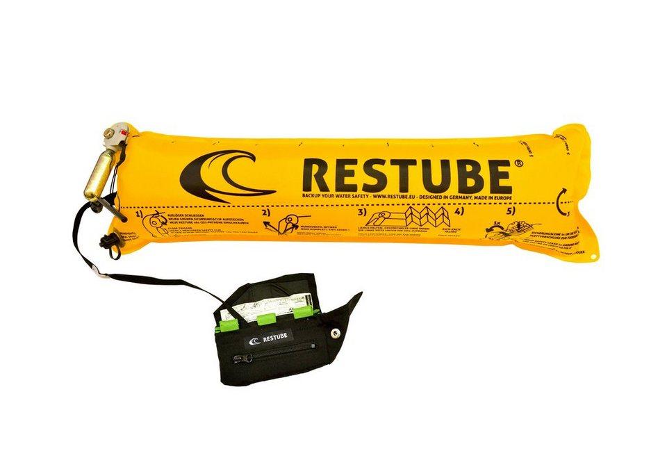 Restube Wasser Airbag, »RESTUBE sports« in gelb