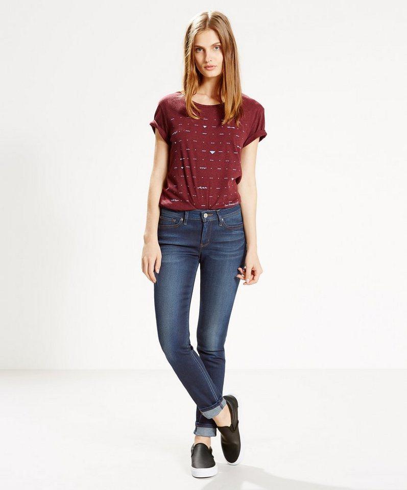 Levi's® Jeans »711 Skinny« in Broken In