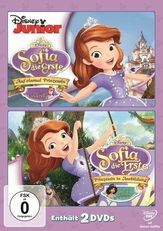 DVD »Sofia die Erste - Auf einmal Prinzessin /...«