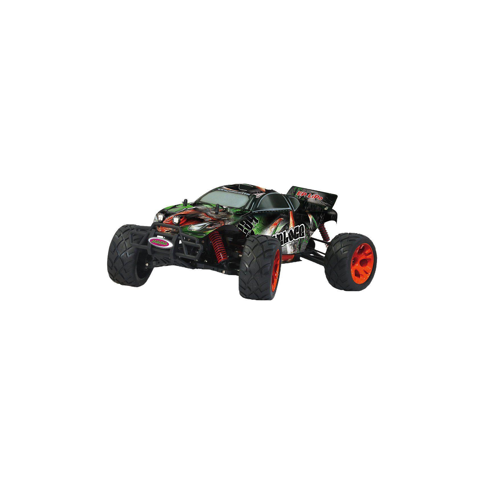 Jamara Profi RC Fahrzeug Veloce BL Lipo 1:10 Truggy 2,4 Ghz