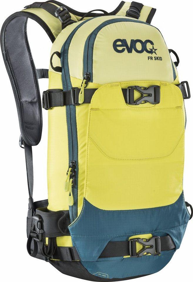 Evoc Sport- und Freizeittasche »FR Skid 10L XS« in gelb