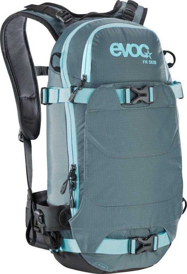 Evoc Sport- und Freizeittasche »FR Skid 10L XS« in grau
