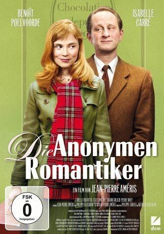DVD »Die Anonymen Romantiker«
