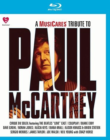 Blu-ray »Paul McCartney - A MusiCares: Tribute to Paul...«