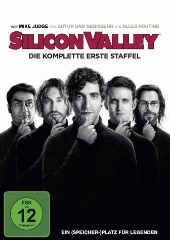 DVD »Silicon Valley - Die komplette erste Staffel...«