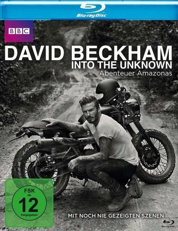 Blu-ray »David Beckham - Into the Unknown«