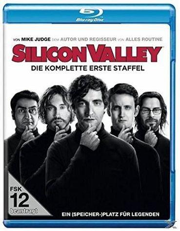 Blu-ray »Silicon Valley - Die komplette erste Staffel...«
